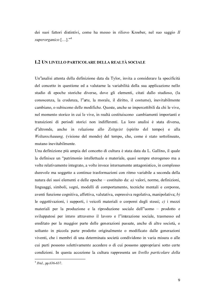 Anteprima della tesi: Viaggio nell'organizzazione attraverso il veicolo della cultura, Pagina 4