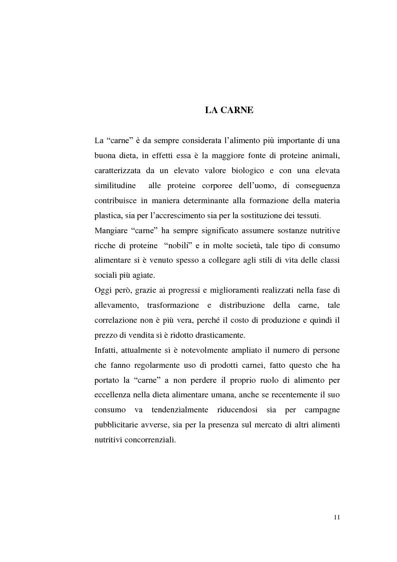 Anteprima della tesi: Sostenibilità zootecnica in ordinamenti produttivi del Mezzogiorno continentale: Podolica e Marchigiana, Pagina 6