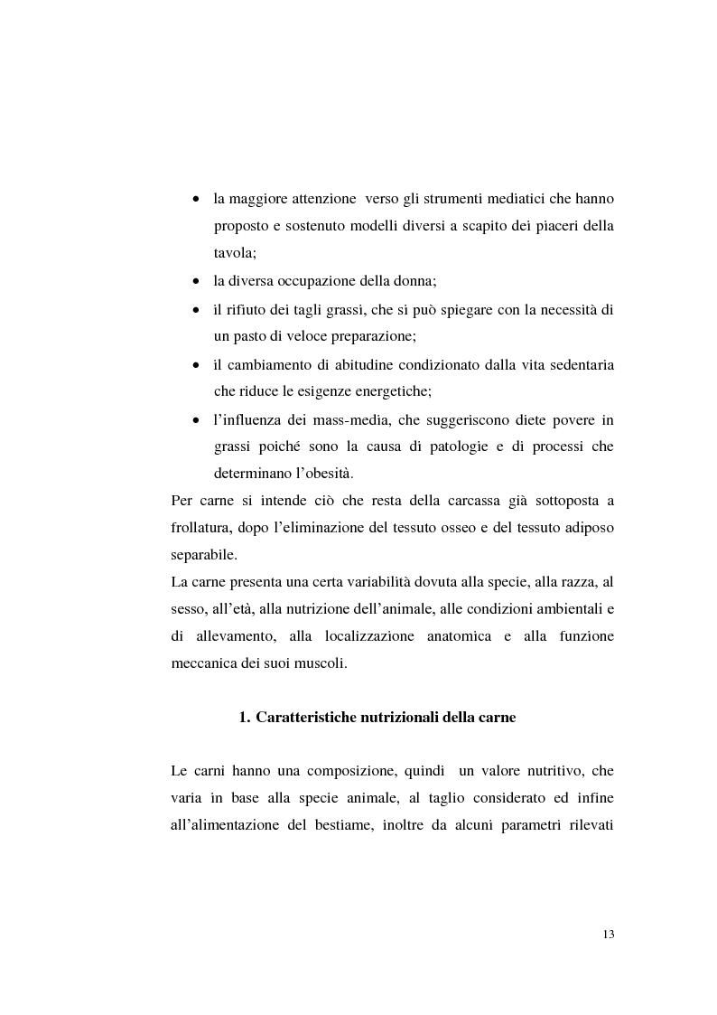 Anteprima della tesi: Sostenibilità zootecnica in ordinamenti produttivi del Mezzogiorno continentale: Podolica e Marchigiana, Pagina 8