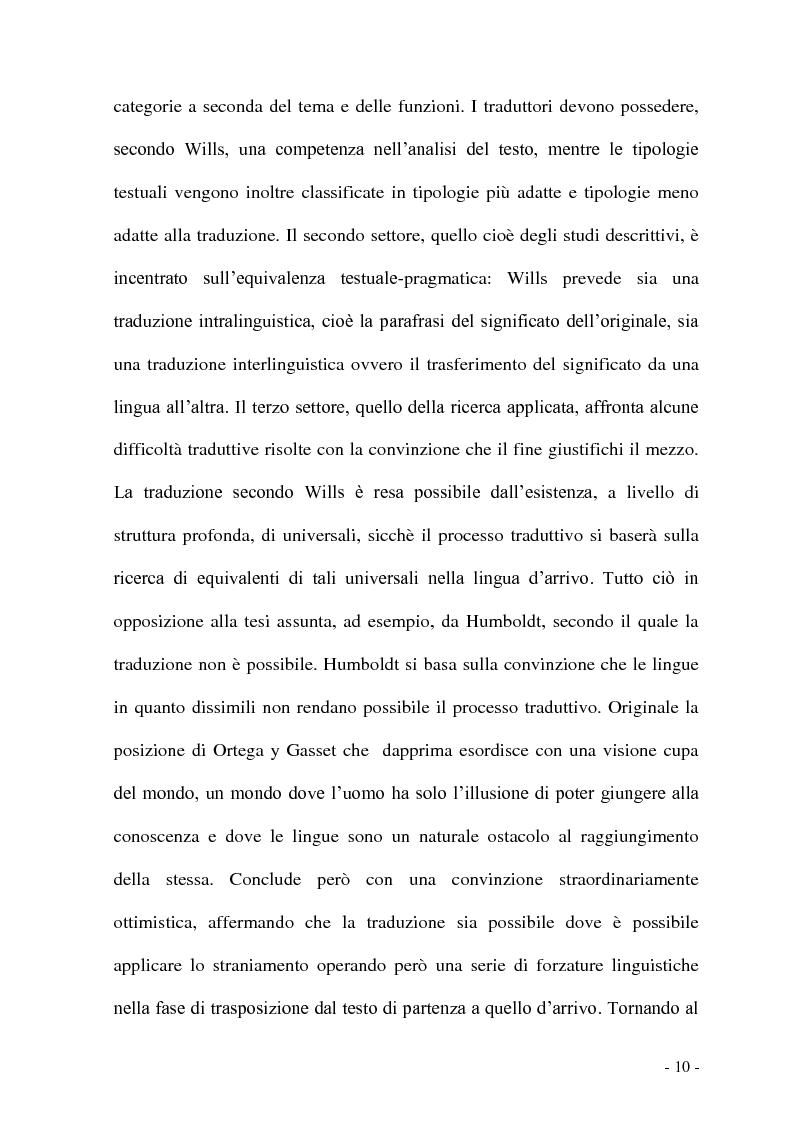 Anteprima della tesi: Problemi e/o difficoltà nella traduzione specializzata in ambito bancario, Pagina 5