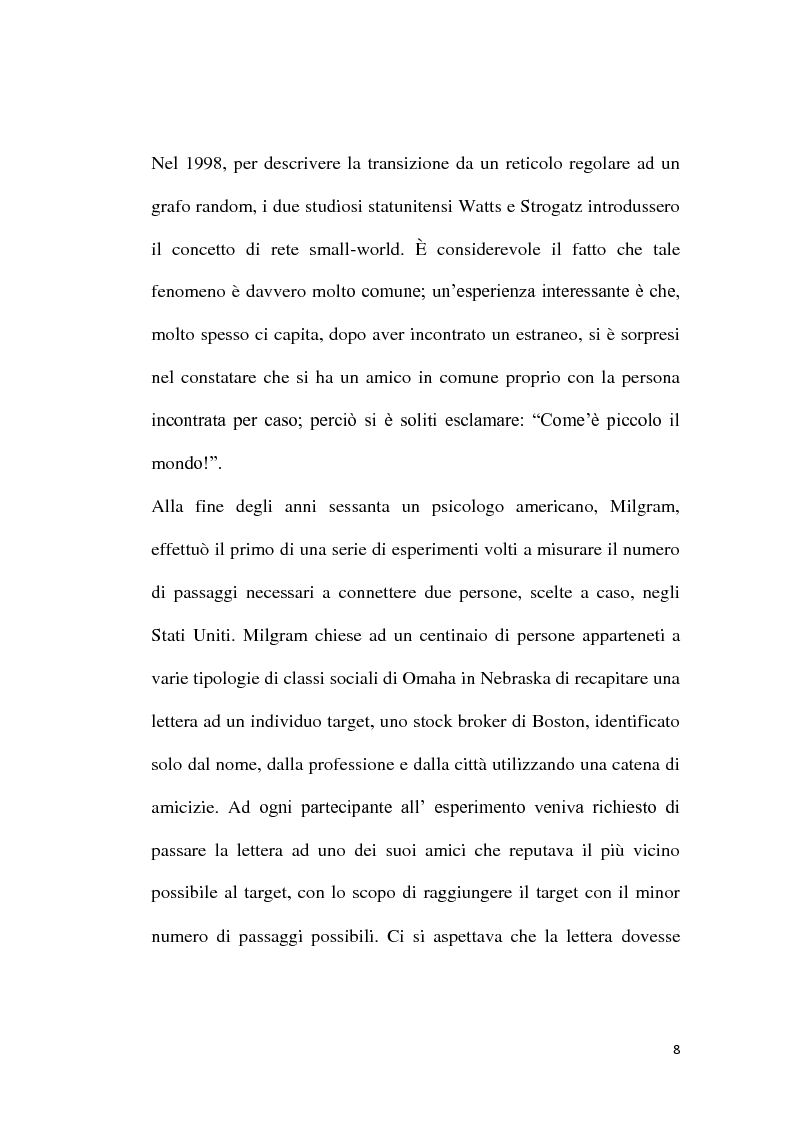 Anteprima della tesi: Stima adattativa dei guadagni di accoppiamento in una rete di sistemi dinamici sincronizzati, Pagina 6