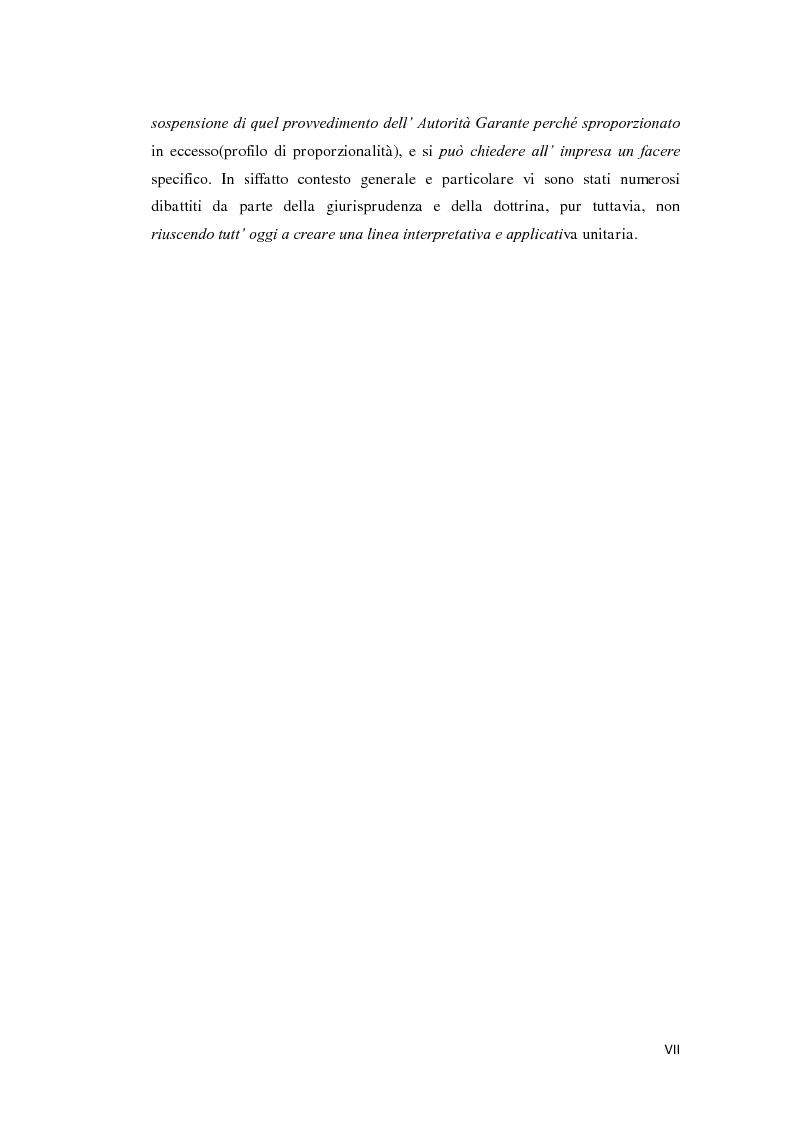Anteprima della tesi: La tutela cautelare nel giudizio amministrativo, Pagina 5