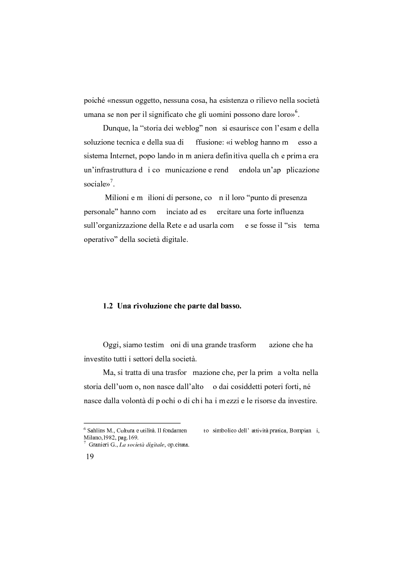 Anteprima della tesi: I social network, Pagina 14