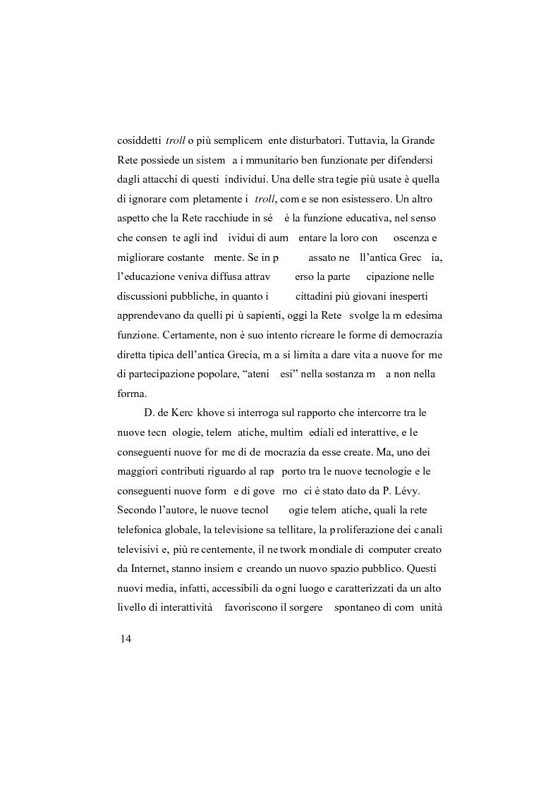 Anteprima della tesi: I social network, Pagina 9