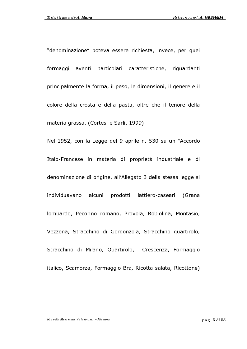 Anteprima della tesi: La 'Nduja di Spilinga: valutazione igieniche di processo e challenge test per listeria monocytogenes, Pagina 3