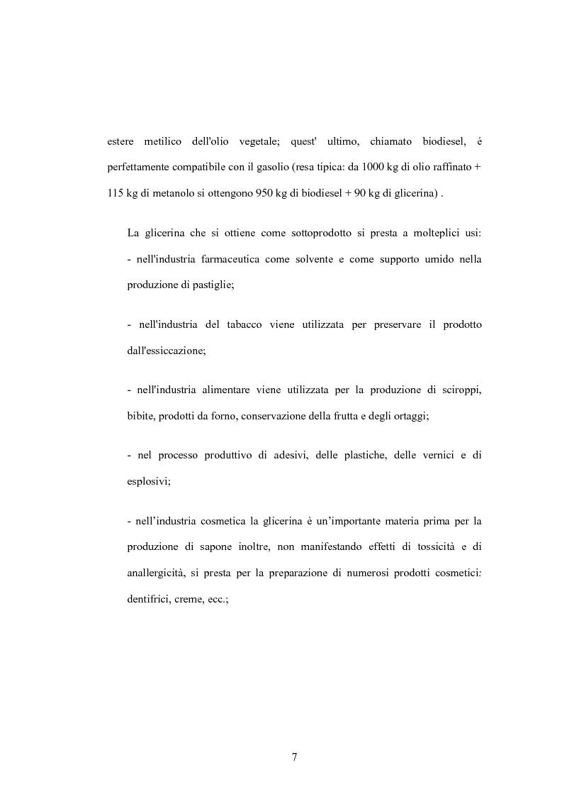 Anteprima della tesi: I biocarburanti, Pagina 7