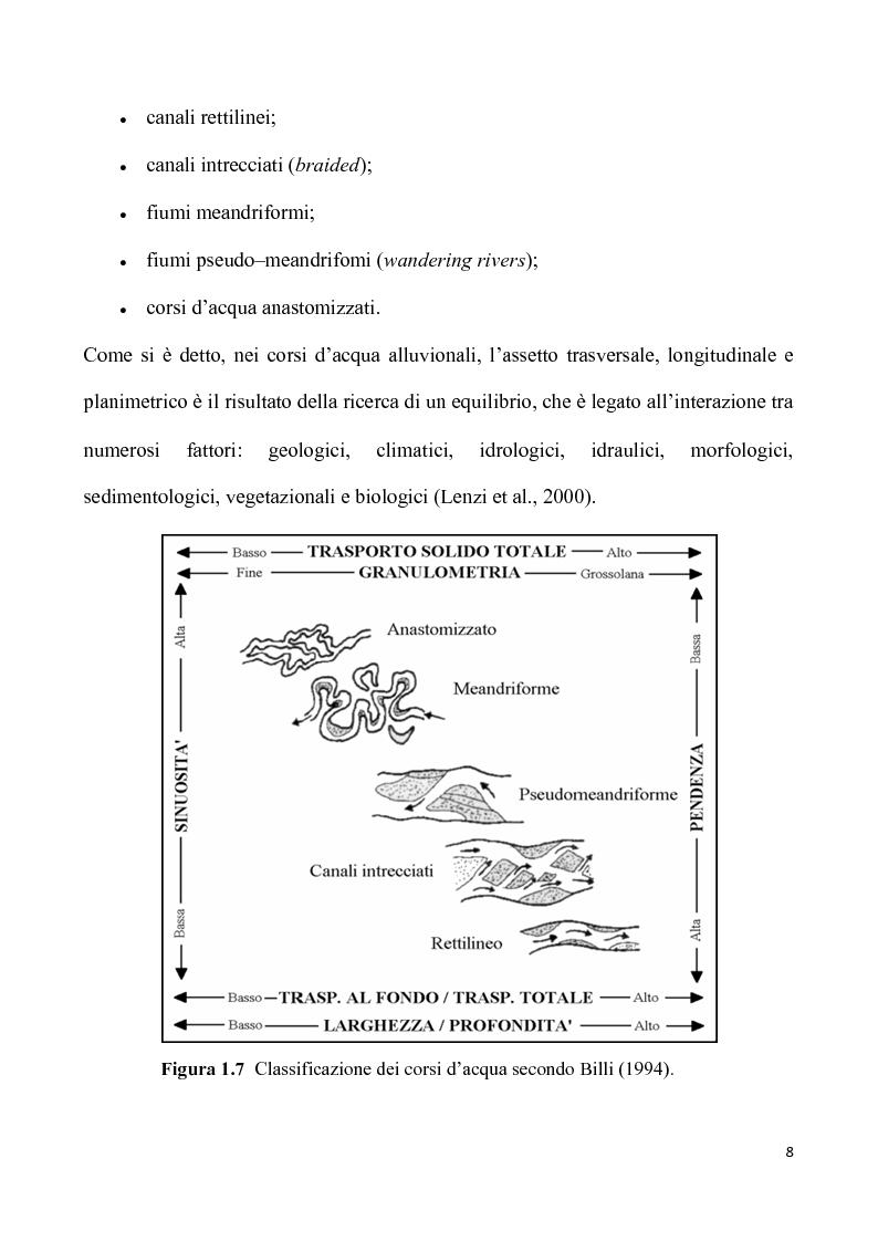 Anteprima della tesi: Il torrente Molgora: ipotesi per interventi di riqualificazione ambientale, Pagina 5