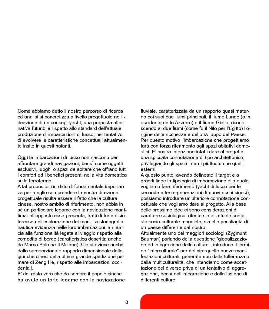 Anteprima della tesi: Architettura degli Yacht, Pagina 2