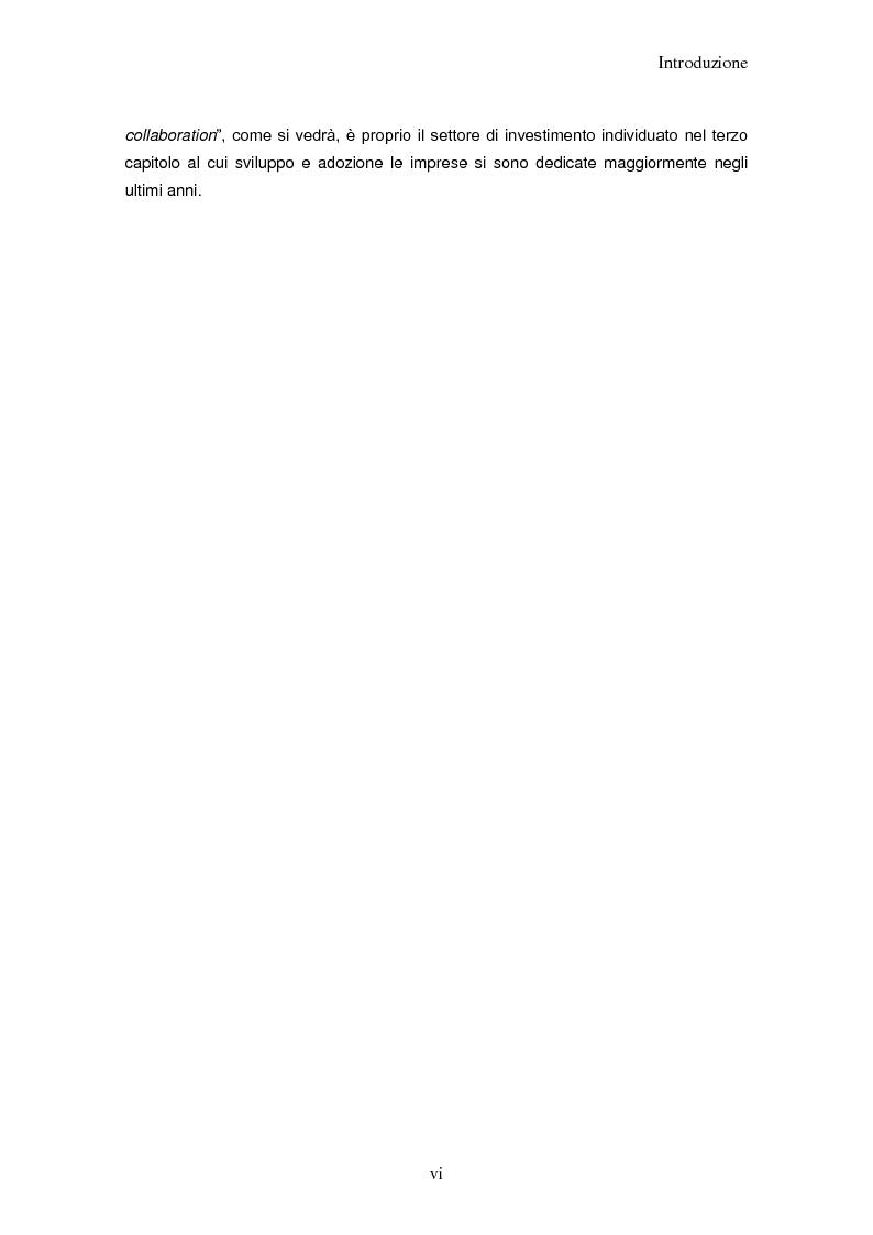 Anteprima della tesi: Impresa 2.0: nuovi paradigmi per organizzazione, innovazione e comunicazione digitale, Pagina 6
