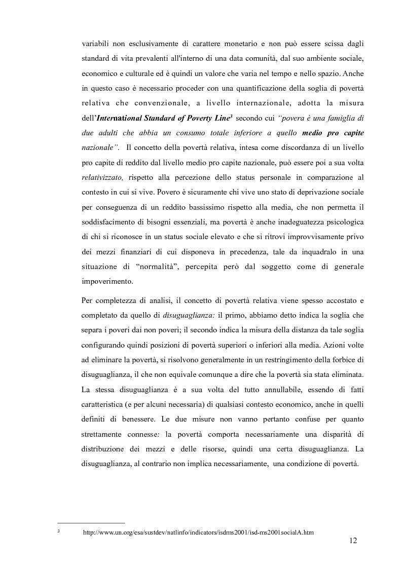 Anteprima della tesi: La Cooperazione Internazionale allo Sviluppo, breve excursus storico (anni 1950 - 1990), Pagina 8