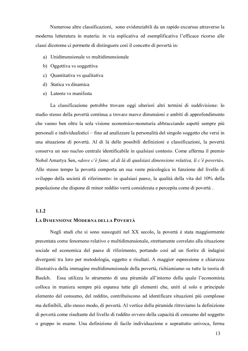 Anteprima della tesi: La Cooperazione Internazionale allo Sviluppo, breve excursus storico (anni 1950 - 1990), Pagina 9
