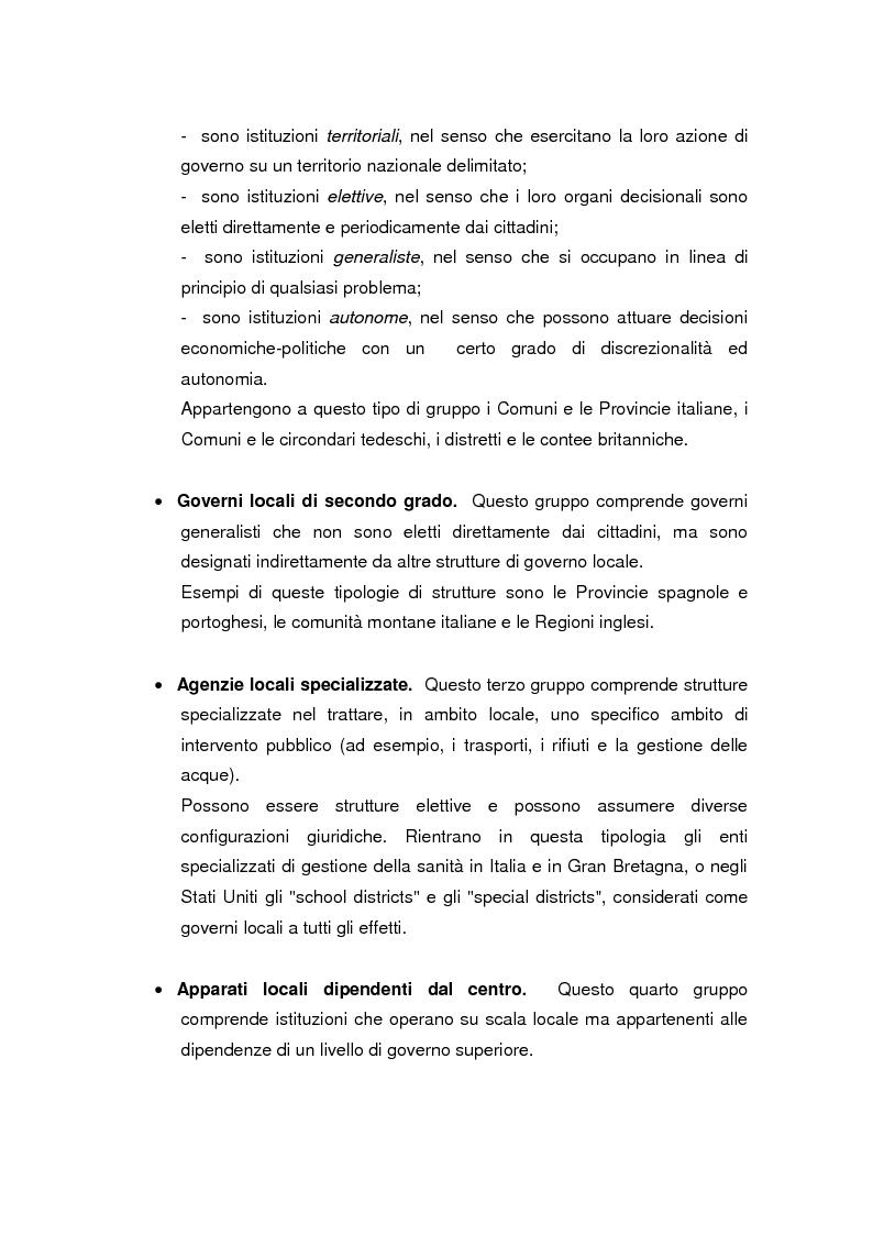Anteprima della tesi: La legge delega sul federalismo fiscale 42/2009: problemi e prospettive, Pagina 5