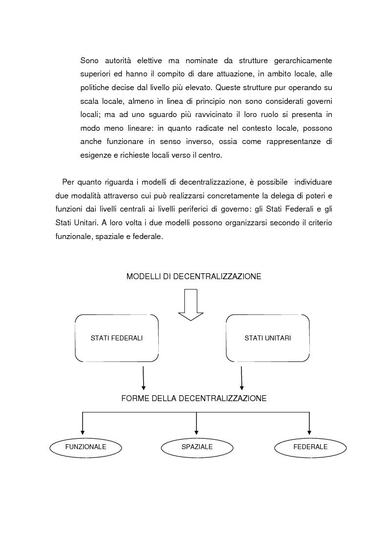 Anteprima della tesi: La legge delega sul federalismo fiscale 42/2009: problemi e prospettive, Pagina 6