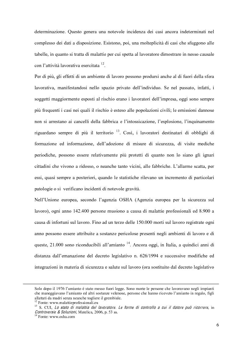 Anteprima della tesi: La sicurezza sul lavoro e l'interazione con la musica, Pagina 6