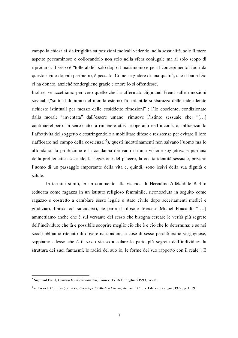 Anteprima della tesi: Tra pornografia ed erotismo: il documentario come strumento didascalico - Il caso Doc Erotika al Bellaria Film Festival, Pagina 4