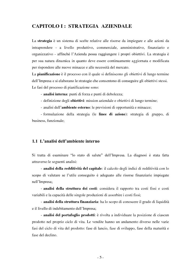 Anteprima della tesi: Business Game, Pagina 3
