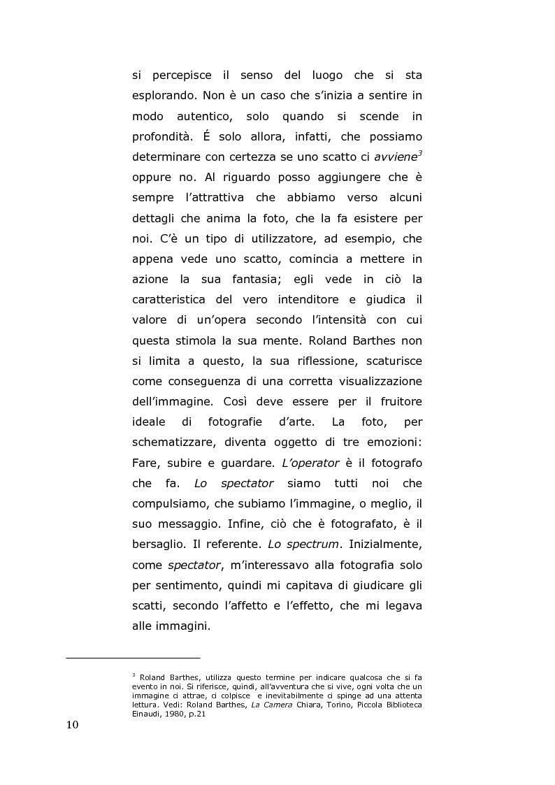 Anteprima della tesi: L'arte come fotografia: educare al silenzio, Pagina 4
