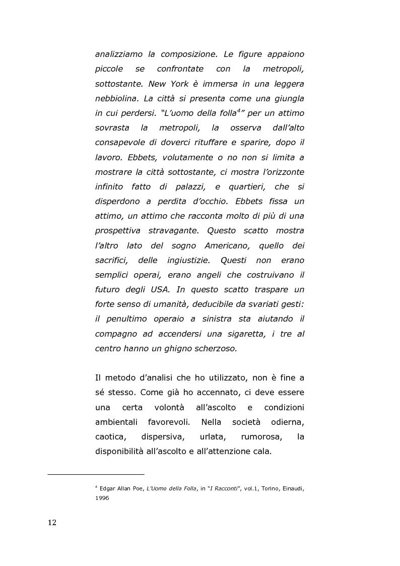 Anteprima della tesi: L'arte come fotografia: educare al silenzio, Pagina 6