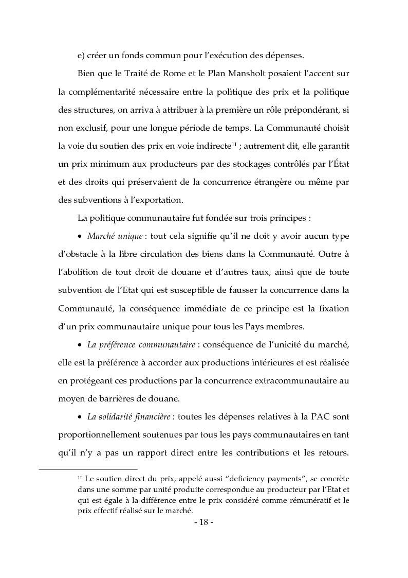 Anteprima della tesi: Les produits typiques pour la promotion du territoire et du tourisme, Pagina 13