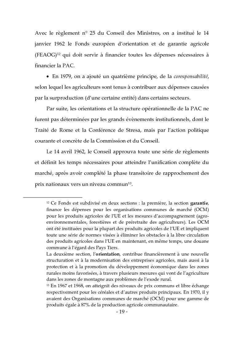 Anteprima della tesi: Les produits typiques pour la promotion du territoire et du tourisme, Pagina 14