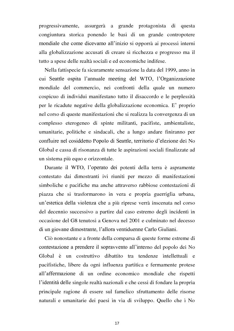 Anteprima della tesi: Dal consumo critico all'impresa responsabile - Rsi: definizione, genesi, tecniche di implementazione e analisi di caso, Pagina 10