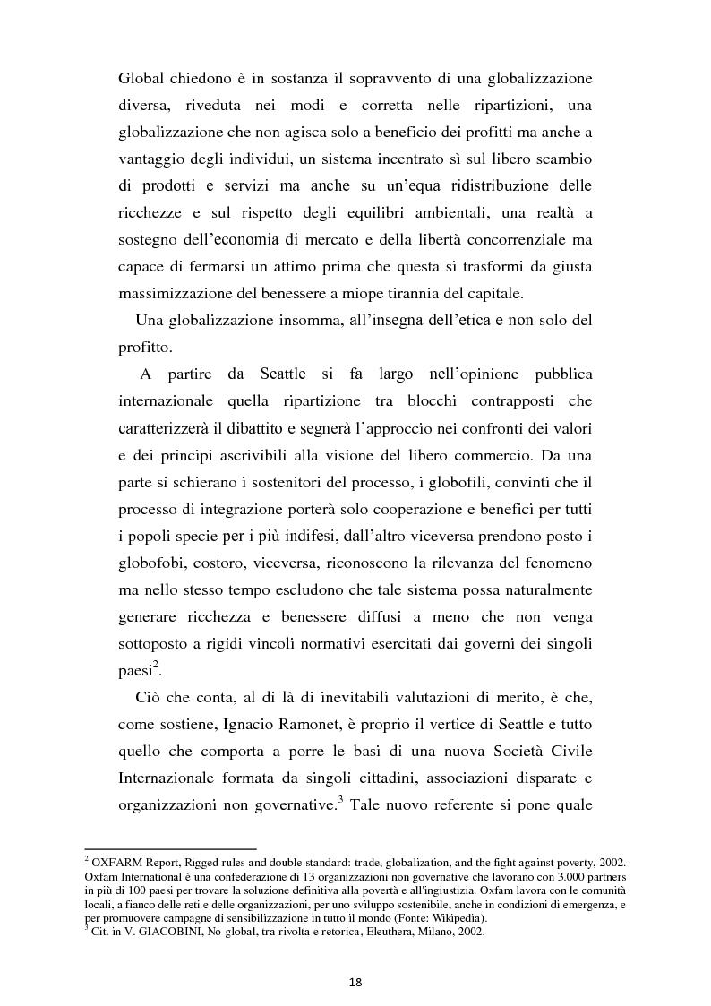 Anteprima della tesi: Dal consumo critico all'impresa responsabile - Rsi: definizione, genesi, tecniche di implementazione e analisi di caso, Pagina 11