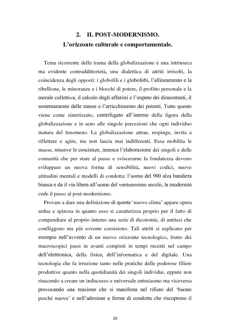 Anteprima della tesi: Dal consumo critico all'impresa responsabile - Rsi: definizione, genesi, tecniche di implementazione e analisi di caso, Pagina 13