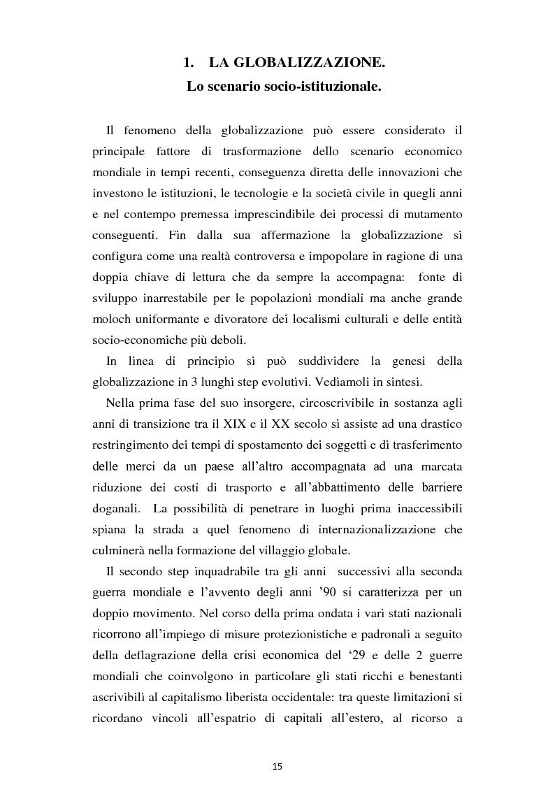 Anteprima della tesi: Dal consumo critico all'impresa responsabile - Rsi: definizione, genesi, tecniche di implementazione e analisi di caso, Pagina 8