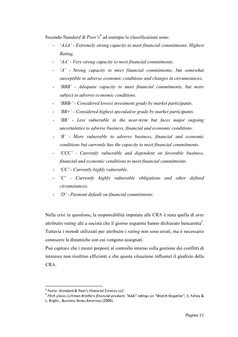 Anteprima della tesi: Gli effetti del credit crunch sull'economia mondiale ed italiana, con particolare riguardo al mondo bancario e finanziario, Pagina 4