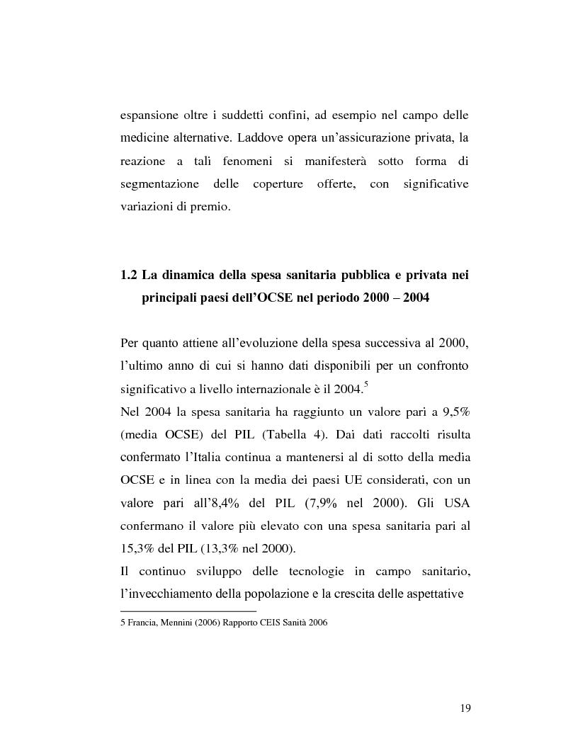 Anteprima della tesi: Le sponsorizzazioni nelle strutture sanitarie pubbliche, Pagina 9