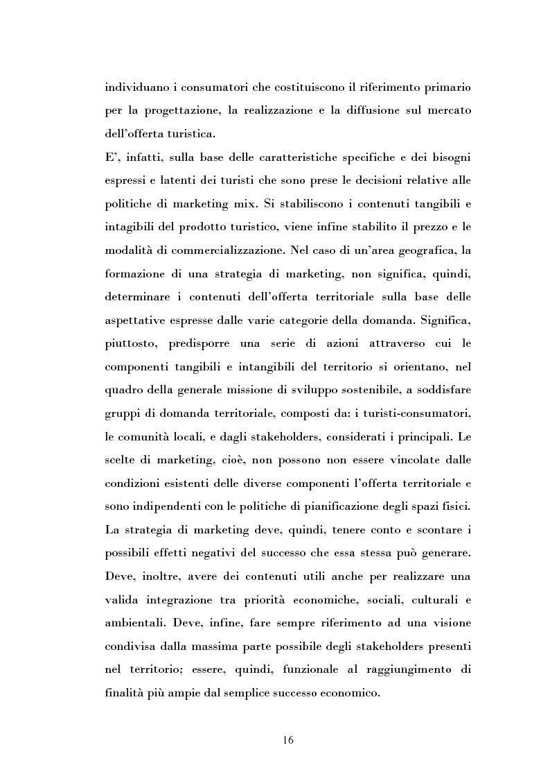 Anteprima della tesi: Ipotesi di sviluppo e valorizzazione di un'area geografica: il caso di Burgio, Pagina 11