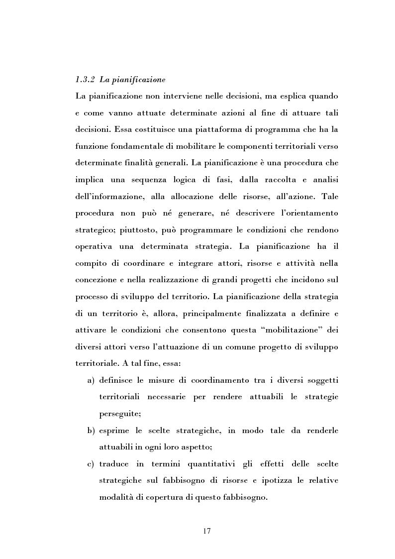 Anteprima della tesi: Ipotesi di sviluppo e valorizzazione di un'area geografica: il caso di Burgio, Pagina 12