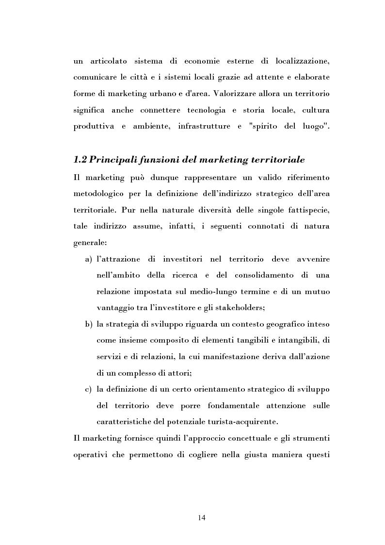 Anteprima della tesi: Ipotesi di sviluppo e valorizzazione di un'area geografica: il caso di Burgio, Pagina 9