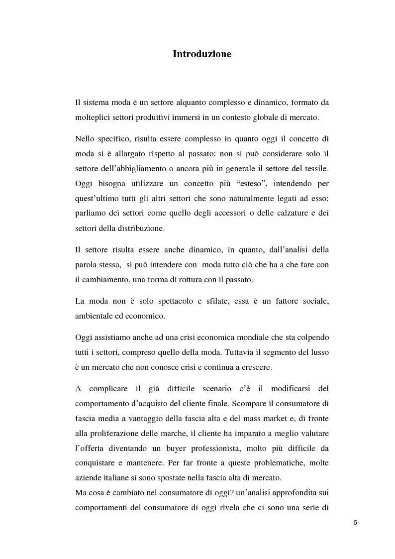 Anteprima della tesi: Branding up grade: il caso Diesel, Pagina 1