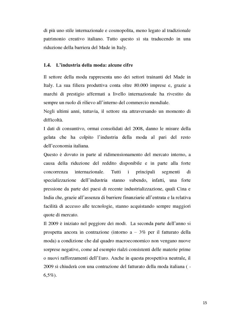 Anteprima della tesi: Branding up grade: il caso Diesel, Pagina 10