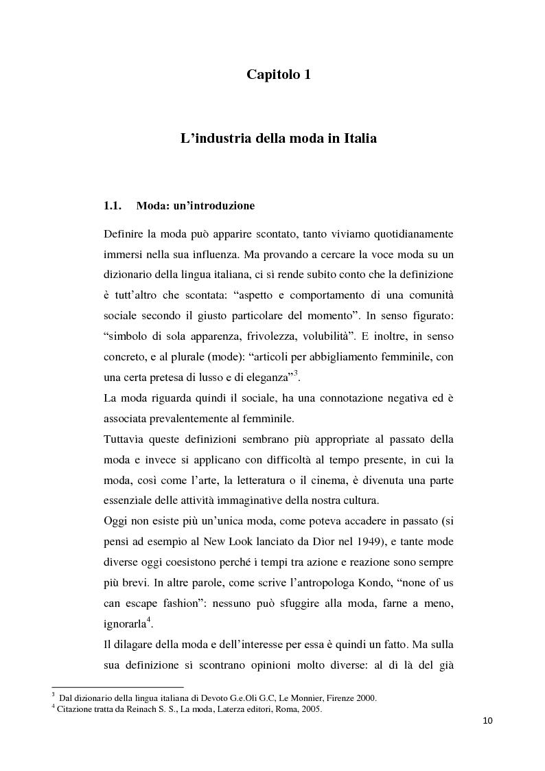 Anteprima della tesi: Branding up grade: il caso Diesel, Pagina 5