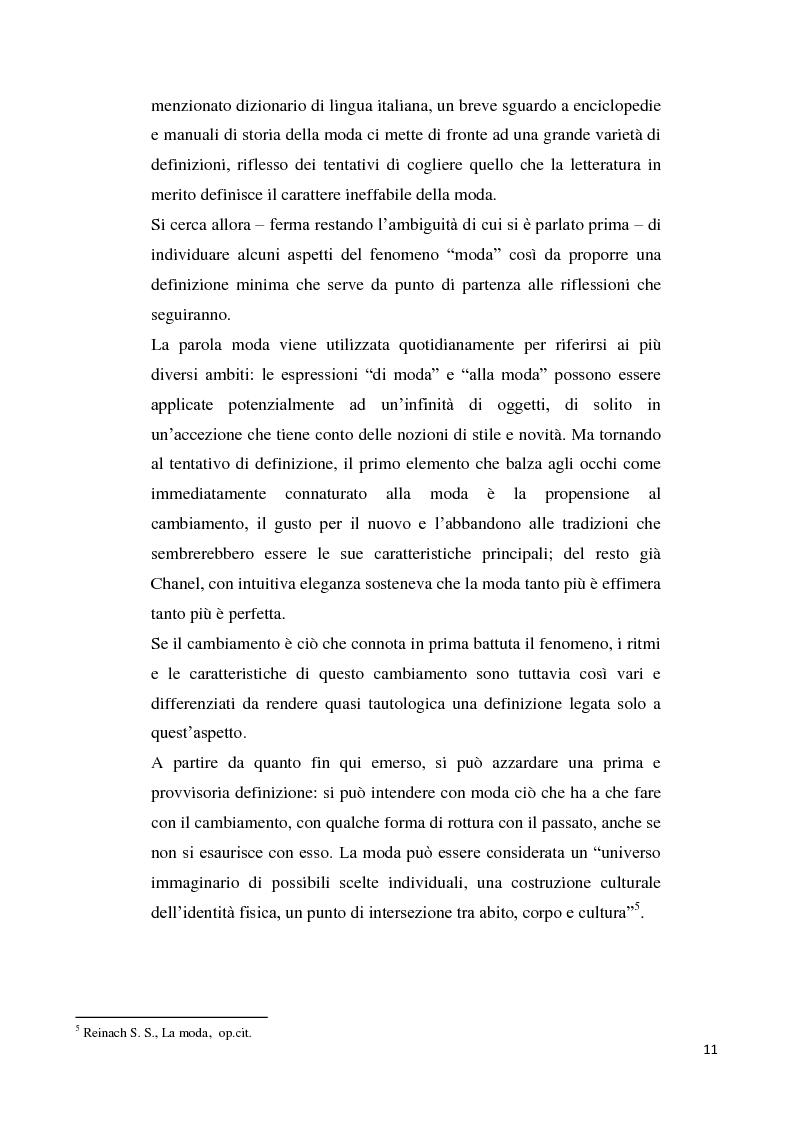 Anteprima della tesi: Branding up grade: il caso Diesel, Pagina 6