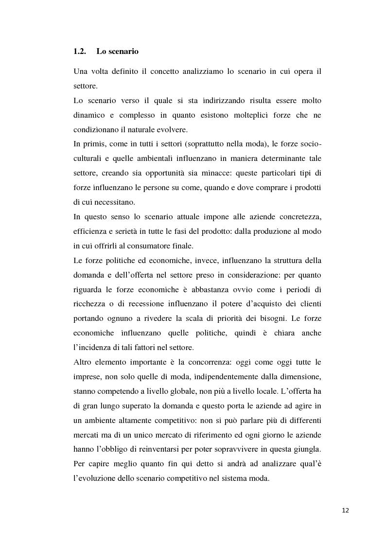Anteprima della tesi: Branding up grade: il caso Diesel, Pagina 7