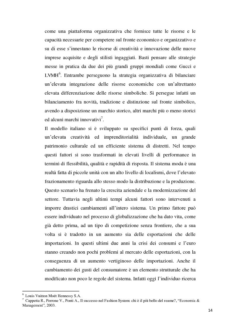 Anteprima della tesi: Branding up grade: il caso Diesel, Pagina 9