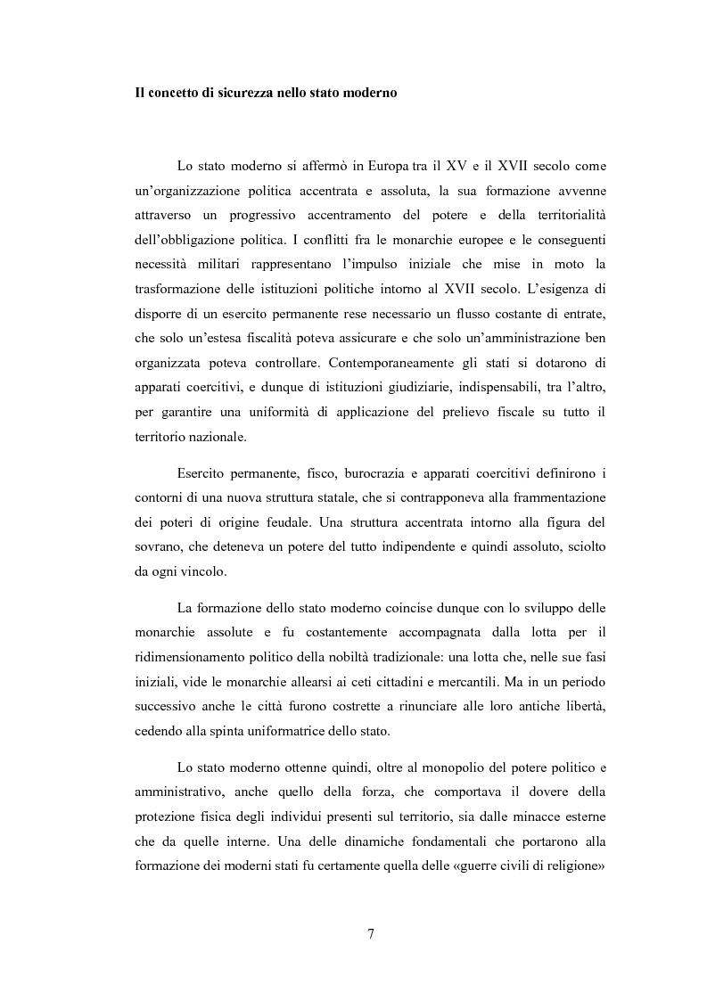 Anteprima della tesi: La riflessione femminista sulla sicurezza, Pagina 7