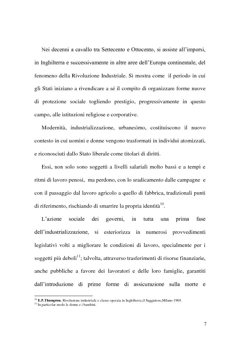 Anteprima della tesi: Minimum Income, Pagina 4
