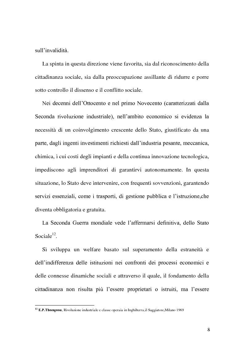 Anteprima della tesi: Minimum Income, Pagina 5