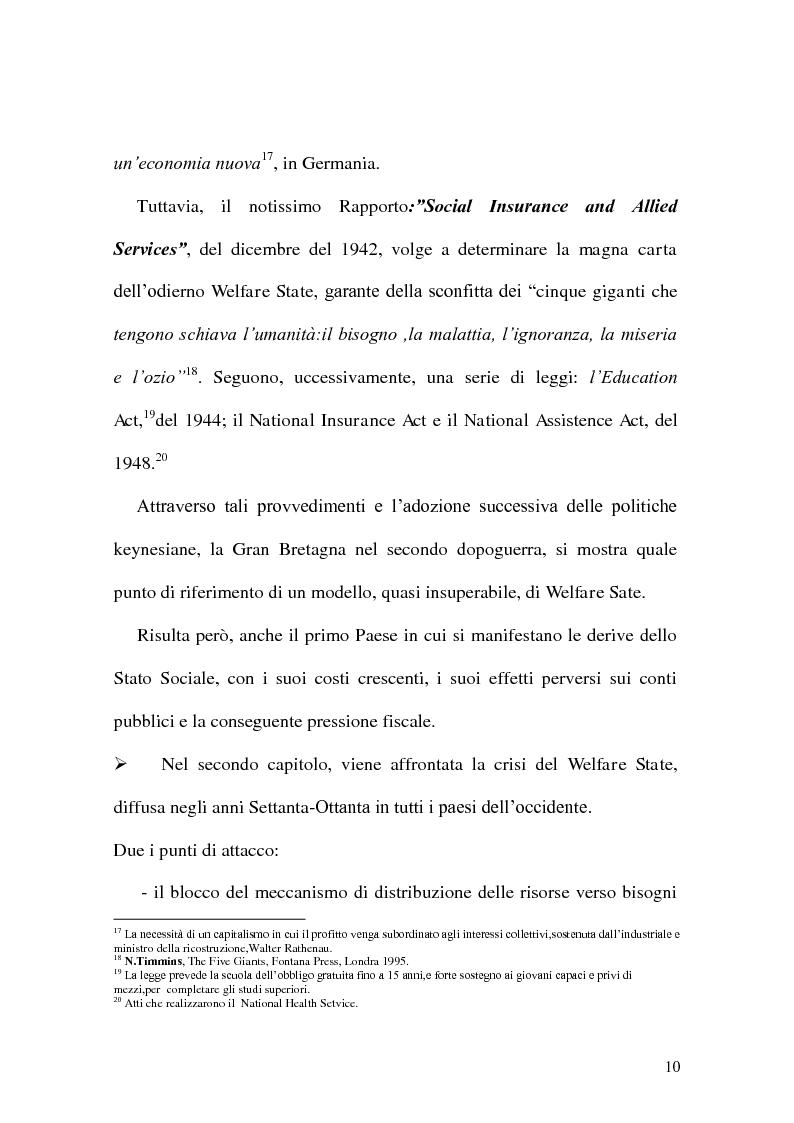 Anteprima della tesi: Minimum Income, Pagina 7
