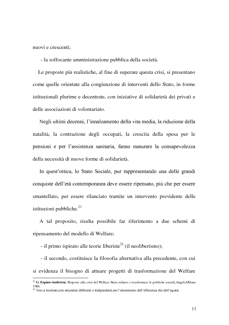 Anteprima della tesi: Minimum Income, Pagina 8
