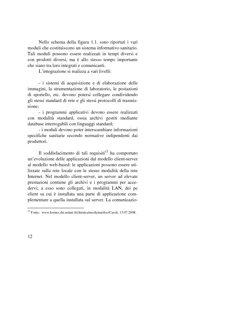 Anteprima della tesi: Dalle nuove tecnologie in sanità all'e-health marketing, Pagina 12