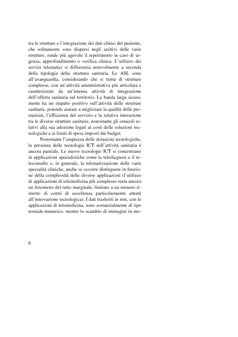 Anteprima della tesi: Dalle nuove tecnologie in sanità all'e-health marketing, Pagina 6