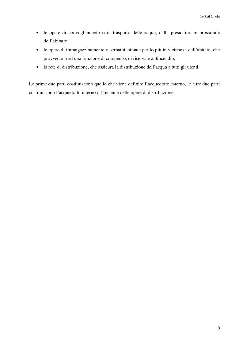 Anteprima della tesi: Il controllo attivo delle perdite nelle reti idriche: il caso della rete di Ponte Piccolo (CZ), Pagina 2