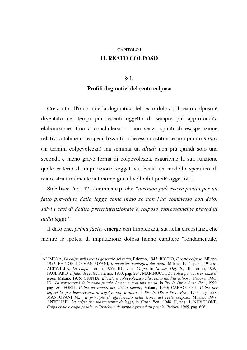 Anteprima della tesi: Adeguatezza sociale e attività sportiva, Pagina 1