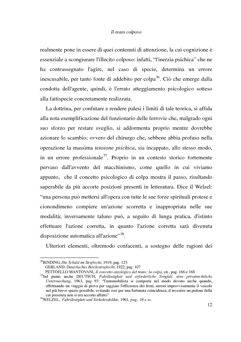 Anteprima della tesi: Adeguatezza sociale e attività sportiva, Pagina 12