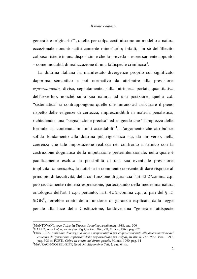 Anteprima della tesi: Adeguatezza sociale e attività sportiva, Pagina 2
